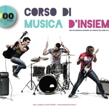 Corso di Musica d'Insieme